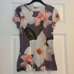 Ted Baker London Elijae Shirt Chatsworth Blossom 1